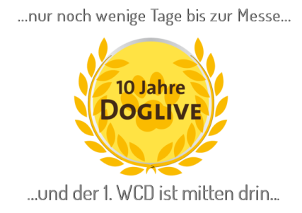 Messe DogsLive in Münster
